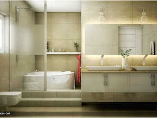 Bathroom by Premdas Krishna , Classic