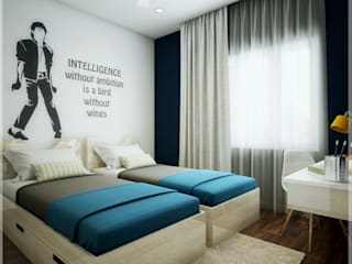 Bedroom by Premdas Krishna , Classic