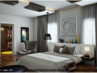 Klasyczna sypialnia od Premdas Krishna Klasyczny