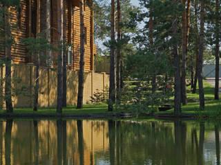 Плавательные пруды Плавательные озера от Укр Ландшафт Парк