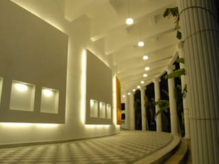 Lady Andal Auditorium:  Event venues by DA Designs