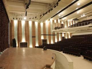 Lady Andal Auditorium Minimalist event venues by DA Designs Minimalist