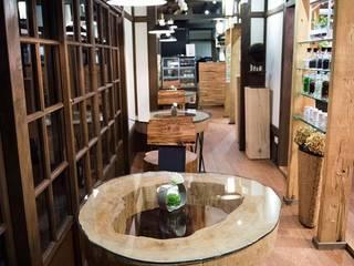 檜意森活村T31:  餐廳 by Zendo 深度空間設計,
