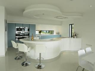 Bradburys Client Kitchen Modern kitchen by Bradburys Modern