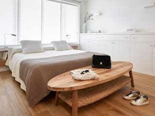 Deu i Deu Rustic style bedroom Wood White