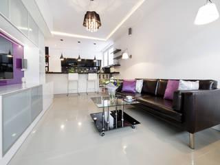 Mieszkanie_3: styl , w kategorii  zaprojektowany przez KPstudio Karolina Pajączkowska