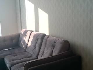 Salas de estar minimalistas por Студия интерьерного дизайна happy.design Minimalista