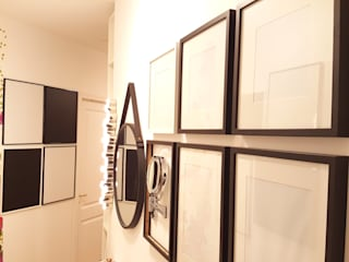 Joseph Vithaya Koridor & Tangga Modern White
