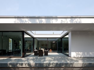 2+1 Scheibenhaus:  Häuser von htarchitektur