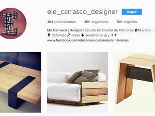 Seguime en Instagram:  de estilo  por Ele Carrasco