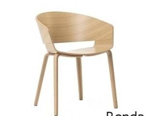 Silla moderna de comedor Ronda de Andreu World en www.lacadira.com:  de estilo  de La cadira