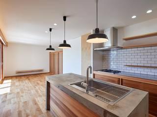 HouseK1 モダンな キッチン の 一級建築士事務所 ima建築設計室 モダン