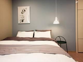غرفة نوم تنفيذ homelatte