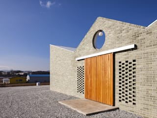 Farmer's House (ㄷHouse) Modern houses by 에이오에이 아키텍츠 건축사사무소 (aoa architects) Modern