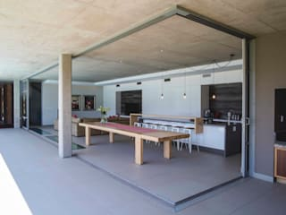 Swart & Associates Architects Cocinas de estilo moderno