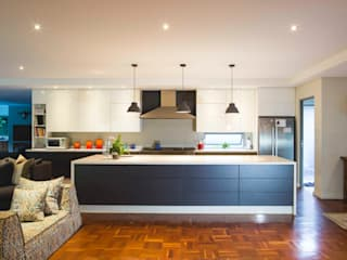 Swart & Associates Architects Dapur Modern