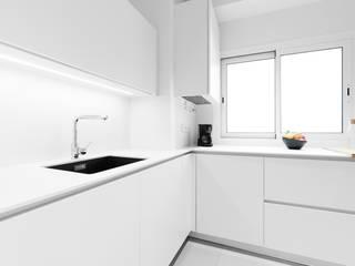 Cocinas escandinavas de Sebastián Bayona Bayeltecnics Design Escandinavo