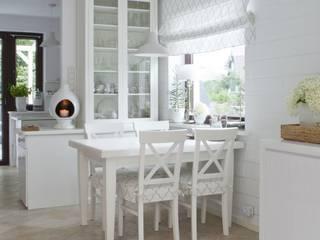 Raffrollos - praktische Dekoration für Ihr Zuhause von Dekoria GmbH Mediterran