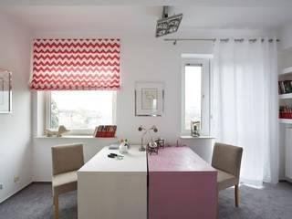 Raffrollos - praktische Dekoration für Ihr Zuhause: modern  von Dekoria GmbH,Modern