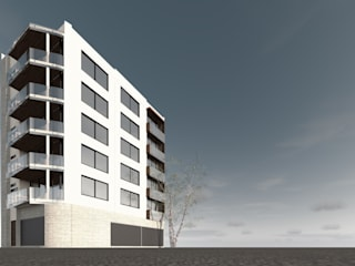 Petén 498: Casas de estilo  por C+C | STUDIO
