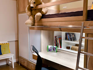 Apartamento Jari I AZ Arquitetura Quarto infantil moderno