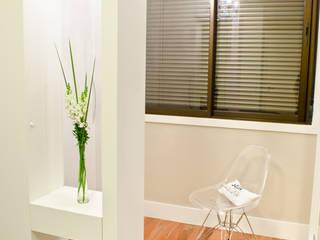 Apartamento Eça AZ Arquitetura Quartos modernos