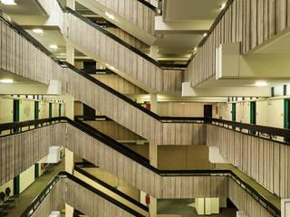 Rathaus Ratingen / Photo Marcus Schwier:  Bürogebäude von Marcus Schwier | Architektur Fotografie