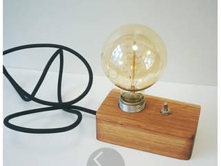 LAMPKA MYSTIC  NO.2: styl , w kategorii  zaprojektowany przez Studio Minimal Meble