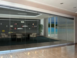 Modern Windows and Doors by Ayuso Euro Systems Modern