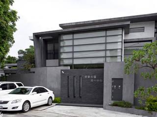 心靈會館:  房子 by Zendo 深度空間設計,