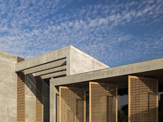 Private Residence Ahmedabad Modern houses by Blocher Blocher India Pvt. Ltd. Modern