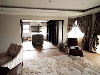 Modern style bedroom by Principia Design Modern