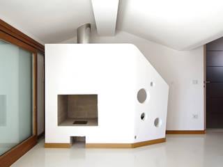 Ercolani Bros. Living room White