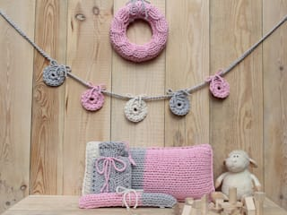 trzy manufaktury Nursery/kid's roomAccessories & decoration Pink