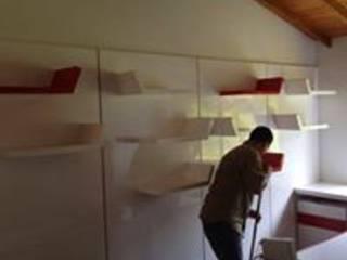 INSTALACIÓN:  de estilo  por ARENO Diseño de espacios
