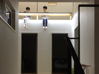 평창리주택#2 건축사사무소 리임 모던스타일 아이방