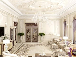 Luxury majlis design of Katrina Antonovich by Luxury Antonovich Design Classic