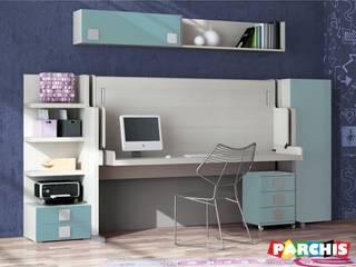 MUEBLES CONVERTIBLES PARA ESPACIOS REDUCIDOS EN ALBACETE de Muebles Parchis. Dormitorios Juveniles. Moderno