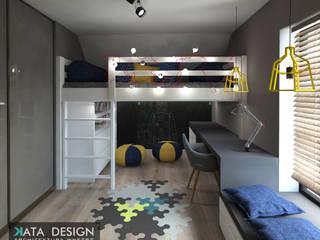Minimalist nursery/kids room by Kata Design Minimalist
