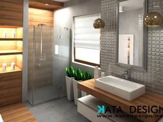 Baños de estilo  por Kata Design,