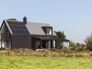 Casas de estilo moderno de GeO Architecten Moderno