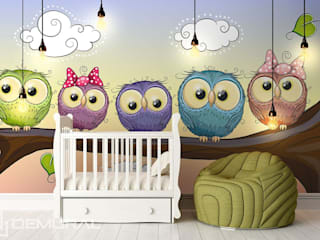 Demural.pl Nursery/kid's roomAccessories & decoration