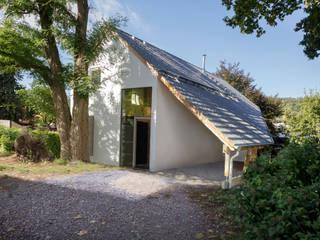 Einfamilienhaus Schöne Aussicht Moderne Häuser von Planungsgruppe Korb GmbH Architekten & Ingenieure Modern
