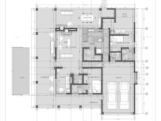 @tresarquitectos Classic style houses
