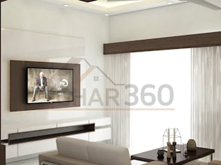 Independent House Interior Design Bangalore by Ghar360