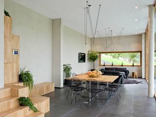 Living room by massive passive,