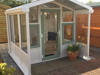 Nordic Guernsey Summerhouse: classic  by GBC Group, Classic