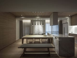 木沐  Wood Present:  廚房 by 璧川設計有限公司