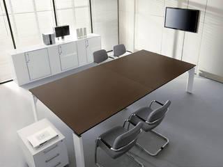 Alix Complesso d'uffici moderni di Arredoufficio srl Moderno