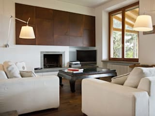 Caterina Raddi Minimalist living room